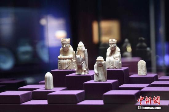 大英博物馆斥资6400万英镑建新馆 展现更多文物