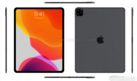 新iPad或将采用浴霸设计什么样的图片 新iPad为什么采用浴霸设计?