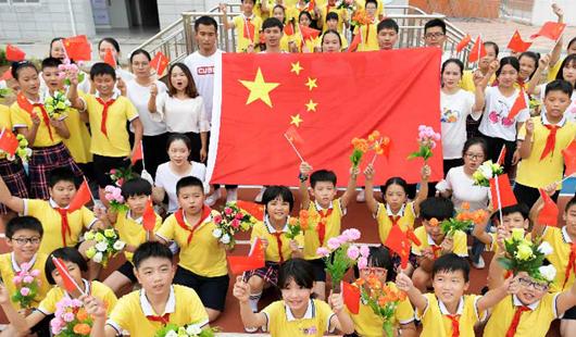 福建泉州:新学期开学第一课