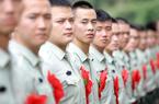 武警宁德支队:退役士兵 告别警营
