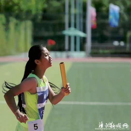 漳平特校运动员刘艳清获特奥会三金一银