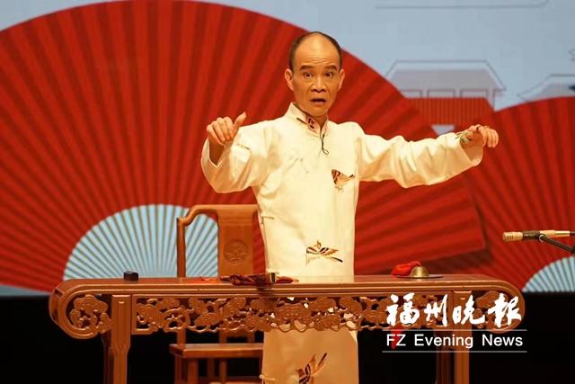 全国非遗曲艺周即将举行 刘宜威携福州评话参加
