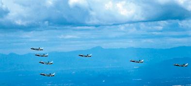 空軍發布勵志宣傳片 殲20戰機7機同框亮相照片一覽