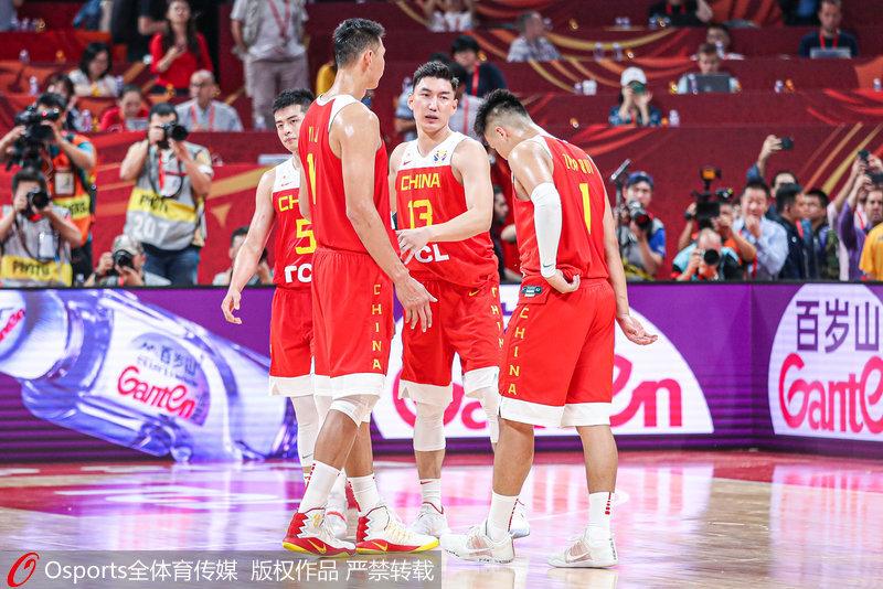 中国59:72委内瑞拉 中国男篮无缘16强