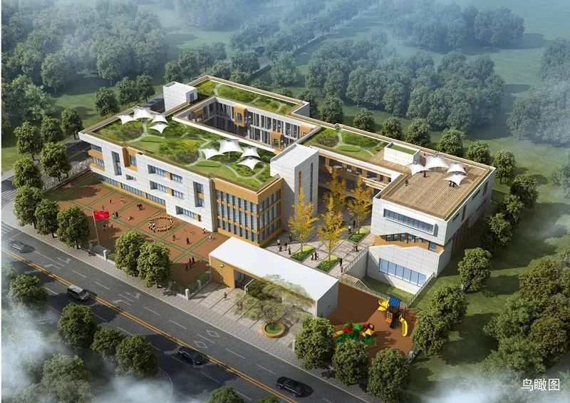 福州市直机关幼儿园新园开建 计划2021年秋季建成并投入使用