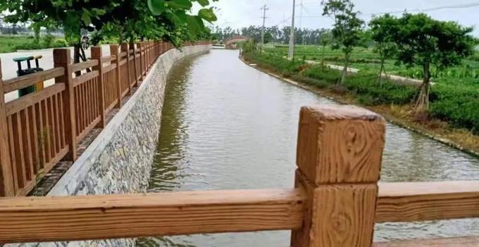 福清三山镇投入资金1100万元 水清岸绿在眼前
