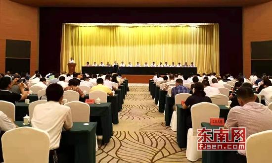 漳州召开会议推进创建全国文明城市工作
