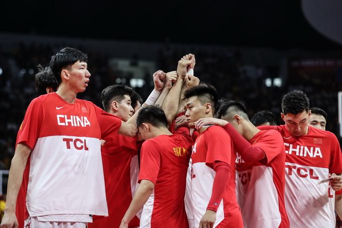 中国男篮获第24名 2019篮球世界杯9至32名排位