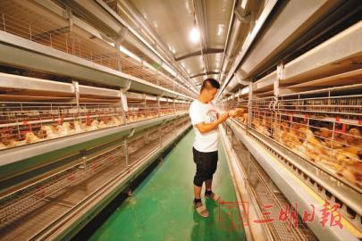 三明尤溪县:22个市重点项目完成投资83.63%