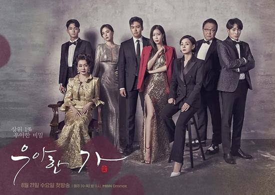 韩剧优雅的家主要讲什么?优雅的家主演是谁?优雅的家更新时间