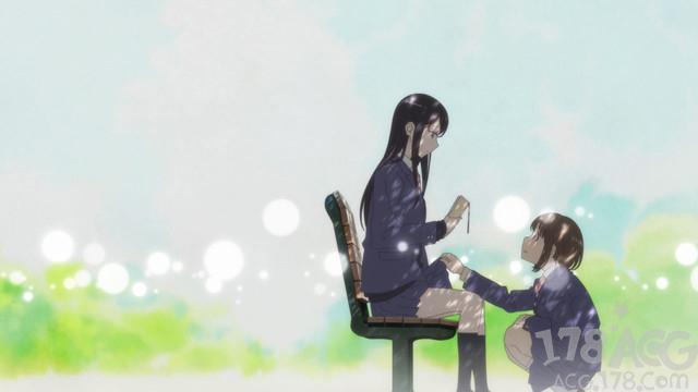 百合OVA时光沙漏公开正式预告 11.22限定上映