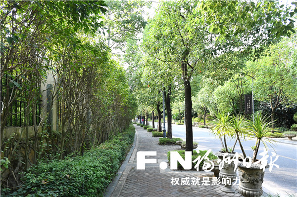 福建省体育中心至金牛山公园慢道开建 国庆节前全线贯通