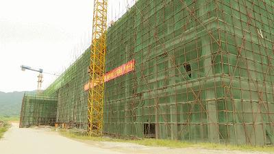 好消息!南方医大福清医院部分主体建筑即将封顶