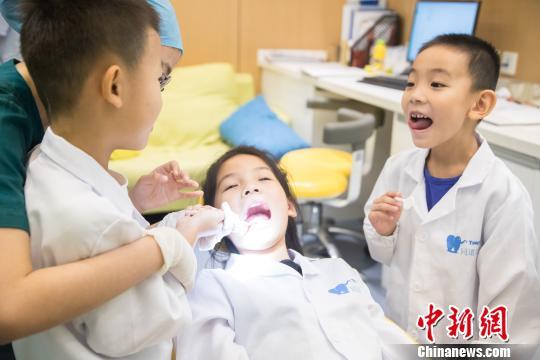 口腔医疗市场进入高增长状态 市场行情将迎黄金时代
