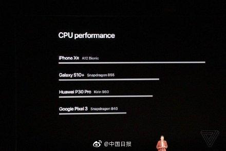 苹果PK华为?苹果新品发布会对比华为产品 网友表示相信国产