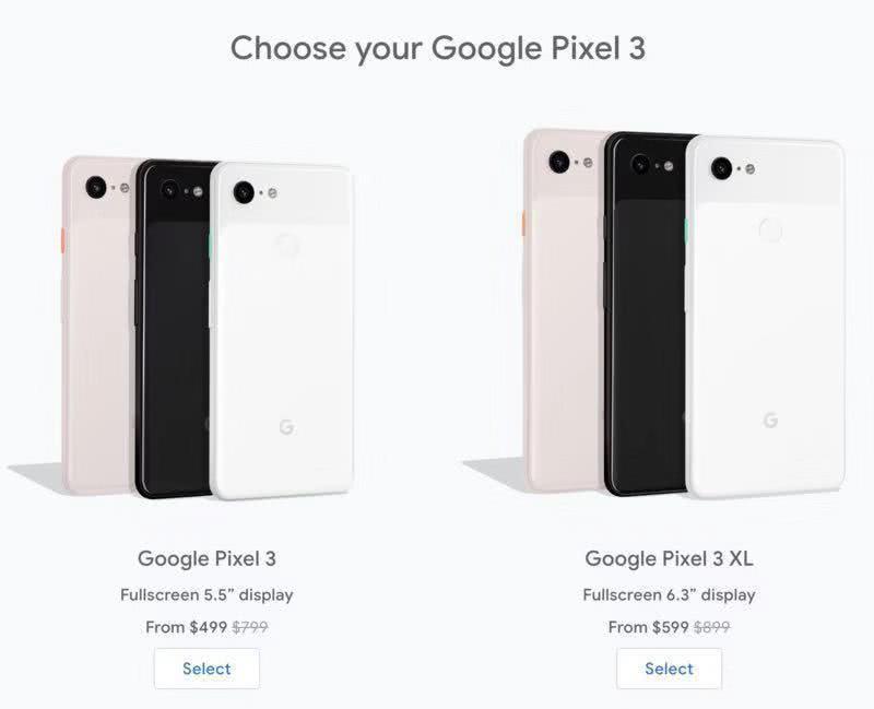 Pixel4发布日期曝光 再与iPhone 11争夺高端市场