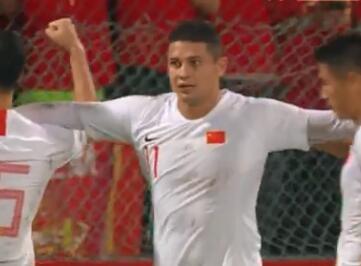 马尔代夫vs中国 中国以5比0客场击败马尔代夫