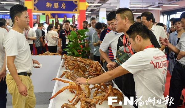 一场交易会吸引国内外2500余家食品企业参加
