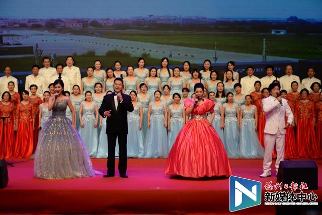 福州市第十三届合唱音乐节11日拉开帷幕