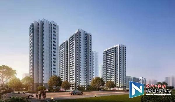 福州鼓楼书香红墙项目开工 计划于2022年建成