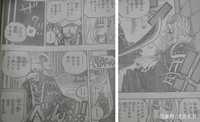 海贼王漫画955话什么时候更新? 海贼王955话更新时间 海贼王955最新情报
