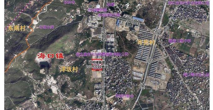 福清又有3宗地全部成功出让 成交总价3.44亿元
