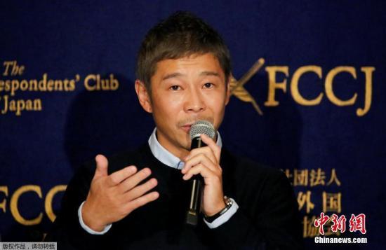 预订奔月的日本富翁将公司卖给雅虎 将卸任CEO