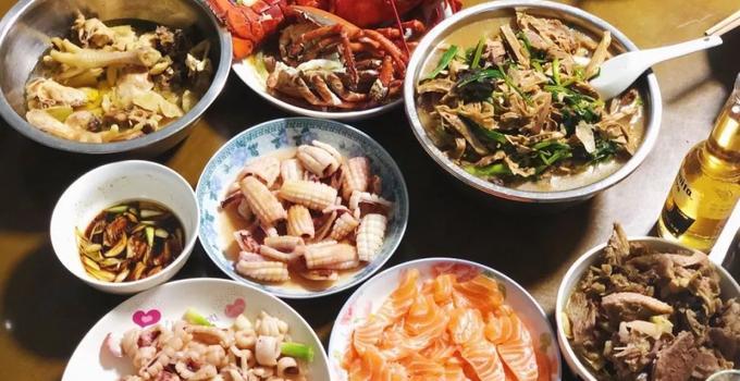 福州中秋餐桌残局清理 教你如何分类