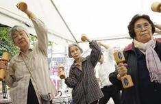 日本将进入超高龄社会
