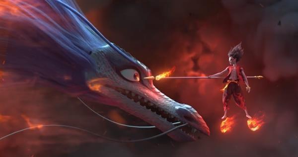 《哪吒》票房破49亿!中国影史第二:仅落后与《战狼2》
