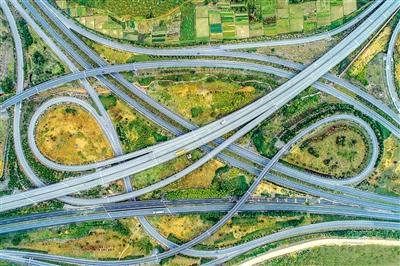 """南平立体式交通巨变:""""我们的路越走越舒坦"""""""