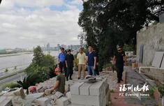 福州马尾区今年已拆违近8万平方米