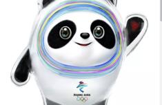 2022冬奥会吉祥物图片曝光 2022冬奥会吉祥物名字叫啥?