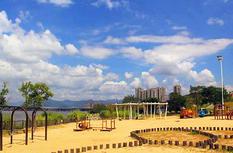 9月,乌龙江湿地公园美得像一幅画……