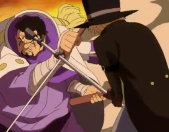 海贼王漫画956话:萨博战死在玛丽乔亚,德雷克为海军间谍