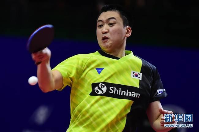 (體育)(16)乒乓球——亞錦賽:中國男隊奪得冠軍