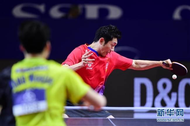 (體育)(9)乒乓球——亞錦賽:中國男隊奪得冠軍