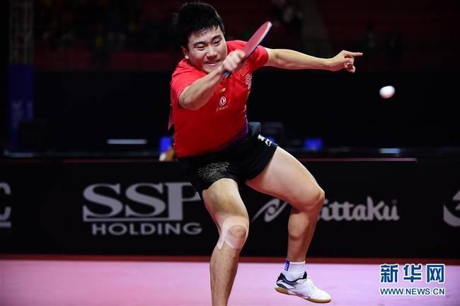 (體育)(8)乒乓球——亞錦賽:中國男隊奪得冠軍