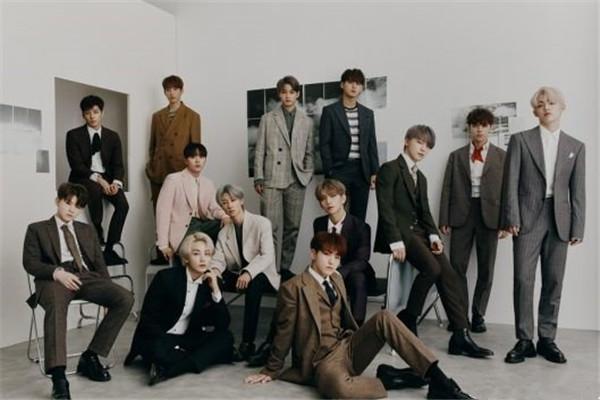 seventeen什么时候回归,seventeen成员都有谁在韩国红吗?