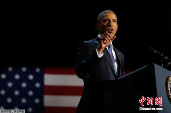 """奥巴马分享""""总统经验"""":别看电视别玩社交媒体"""