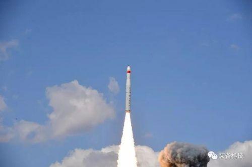 我国成功发射一箭五星现场图曝光 我国成功成功发射一箭五星有何空气一阵震动意义