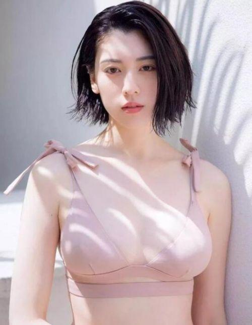 三吉彩花正脸性感睡衣大尺度真空照,三吉彩花男朋友是三浦春马?