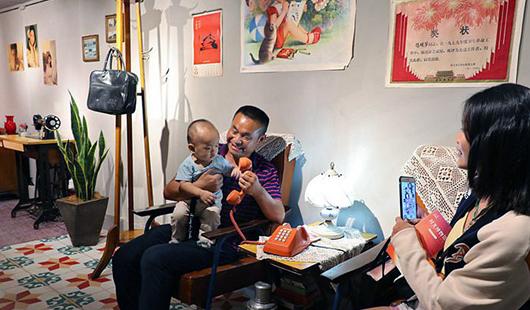 2019时光博物馆厦门开展 讲述市民70年生活往事
