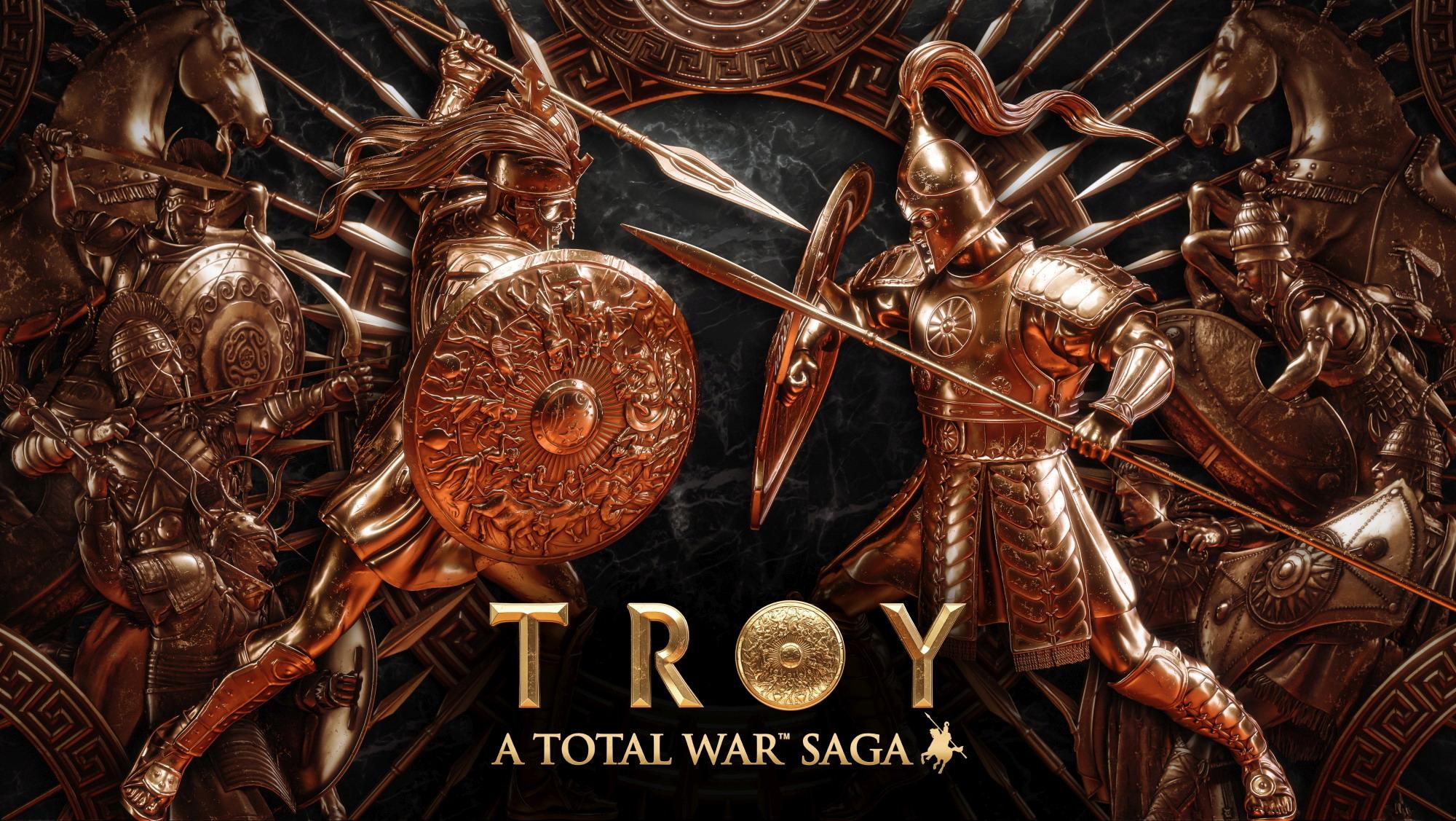 《全面战争传奇:特洛伊》画面震撼 英雄能单挑