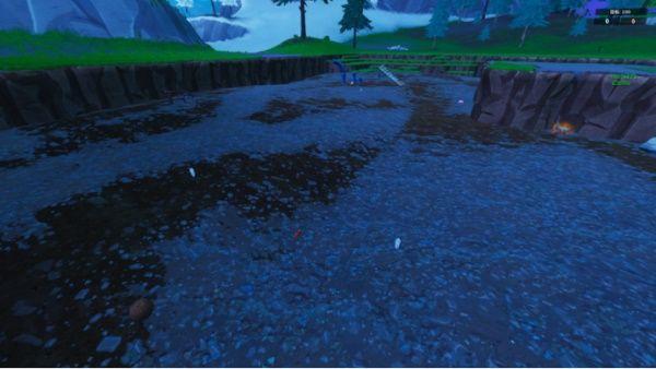 堡垒之夜第十赛季陨石足迹任务完成攻略
