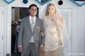 向佐郭碧婷婚礼现场细节曝光 向佐郭碧婷婚礼头上王冠价格亮了