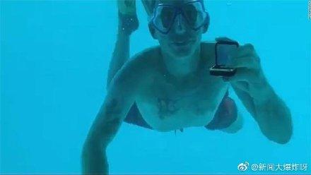 深海求婚溺亡怎么回事?深海求婚溺亡现场图曝光男子为什么会溺亡