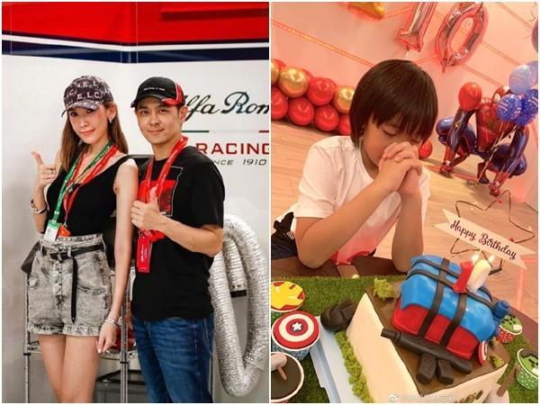 Kimi其实是「世界冠军」!林志颖揭儿子名字超浪漫由来闪瞎网友