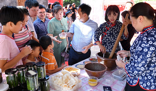 福建福州:開展消費扶貧 助力鄉村振興
