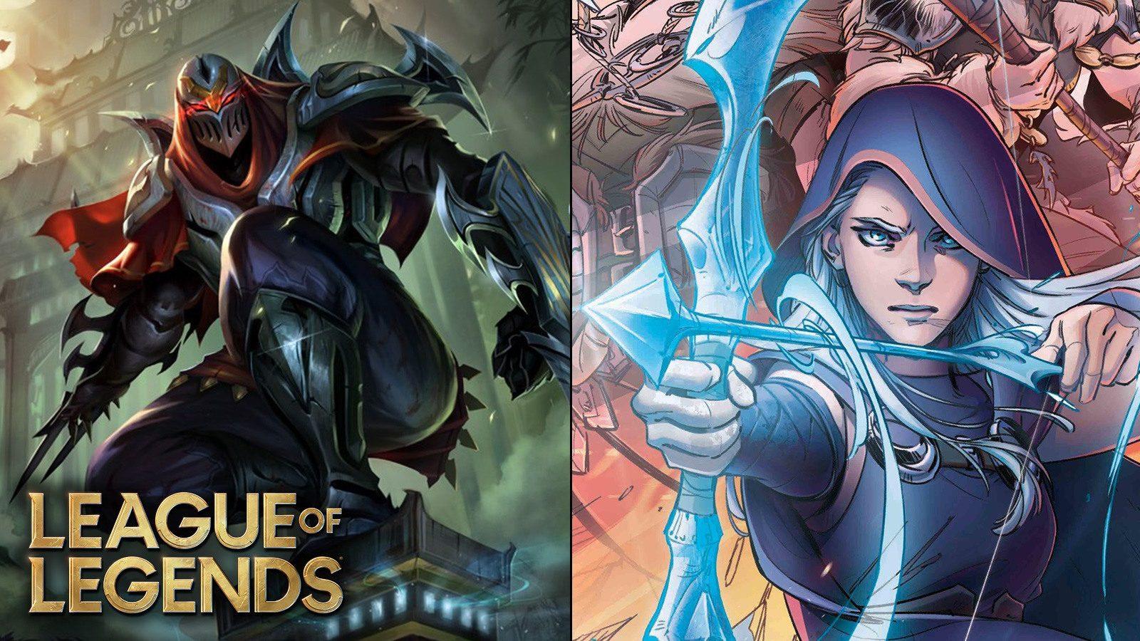 影流之主在路上 《英雄联盟》将与漫威合作再推出3部漫画